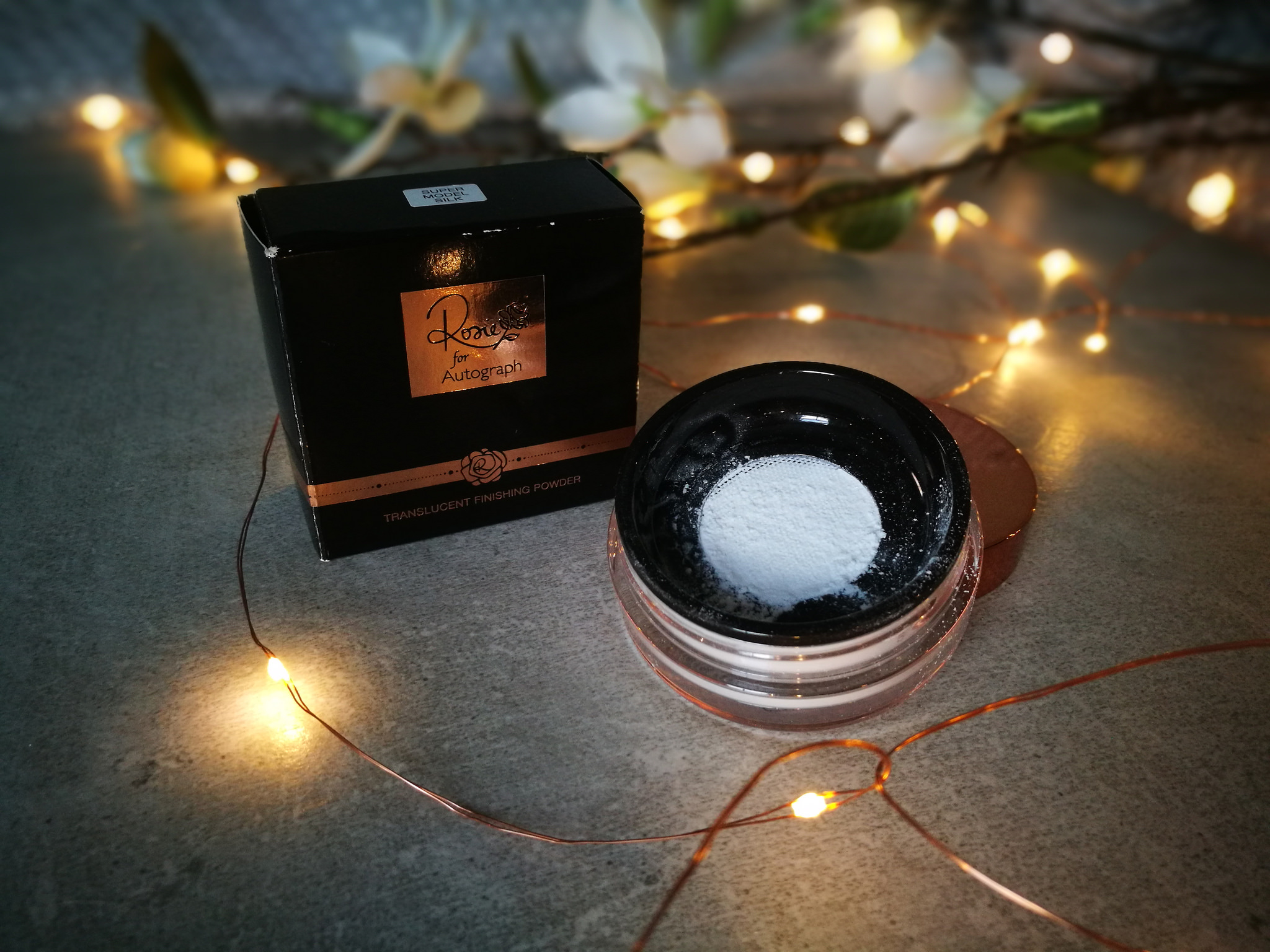 Rosie for Autograph, Translucent finishing powder
